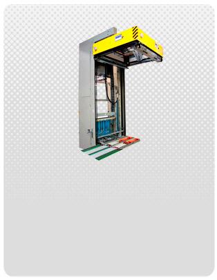 Encapuchadoras automáticas | Encapuchadoras de film