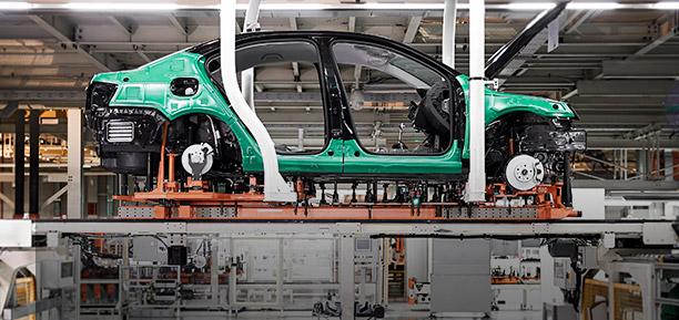 Sistema y servicio de embalaje para el sector de la automoción