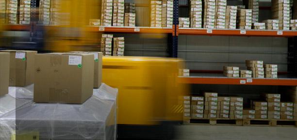 Servicio y sistema de embalaje para logística