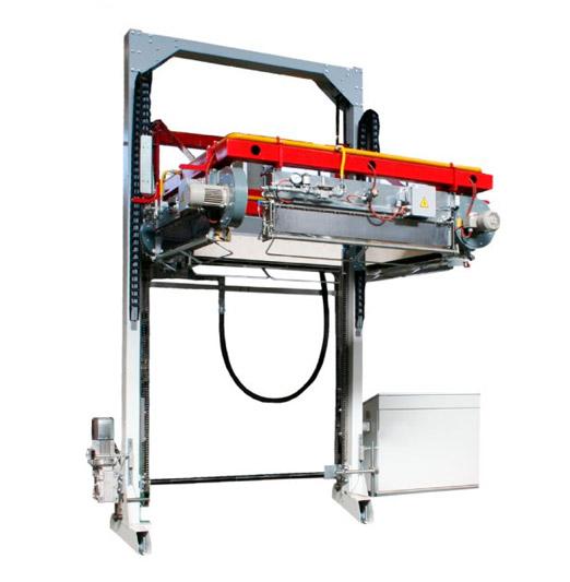 Horno automático de retracción ft 53 para embalaje