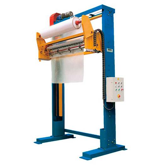 Máquina Alimentación-hoja-superior-AT-05 para embalaje